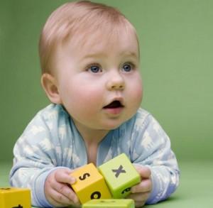 Kỹ năng em bé tháng thứ 5