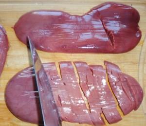 Món ăn thai phụ: Cật lợn xào vừng